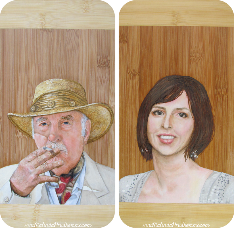 father daughter portraits, bamboo art, bamboo boards, custom art, indian portrait, indian beauty, indian woman, indian bride, bride art, bride, sikh bride art, sikh painting, sikh bride painting, indian bride painting, toronto portrait artist, canadian portrait artist, portrait, portrait art, portrait painting, realistic portrait, portraiture, canadian portraits